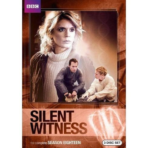 Silent Witness: Season 18 (DVD) - image 1 of 1