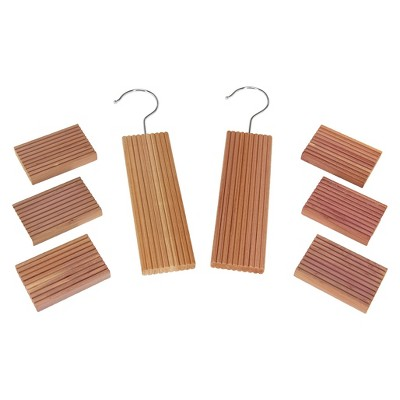 Fresh Cedar Hang-Ups - 6ct