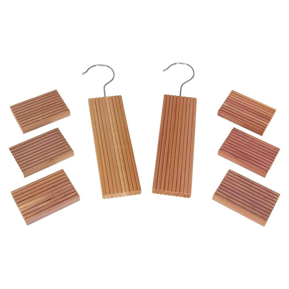Fresh Cedar Hang-Ups - 6ct, None