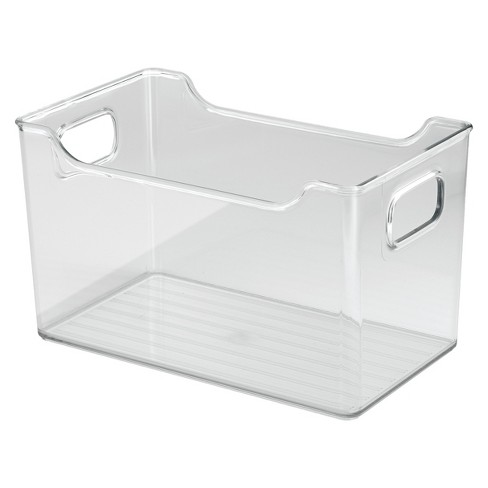iDesign Kitchen Pantry Organizer Bin - Small - image 1 of 1