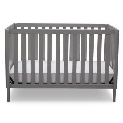 Delta Children Milo 3-in-1 Convertible Crib - Gray