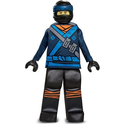 Ninjago Jay Movie Prestige Child Costume