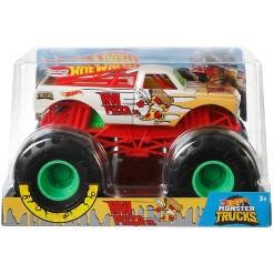 Hot Wheels Monster Trucks 1:24 HW Pizza Co. Vehicle