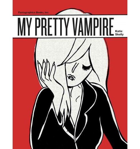 My Pretty Vampire -  by Katie Skelly (Hardcover) - image 1 of 1