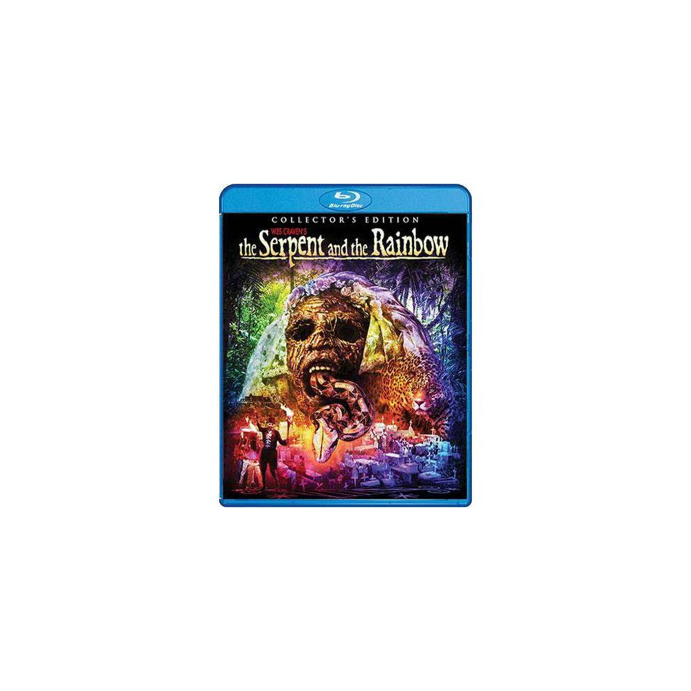 The Serpent And The Rainbow Blu Ray 2016