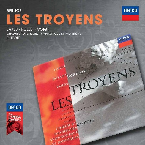 Lakes - Berlioz: Les Troyens (CD) - image 1 of 1