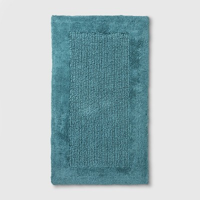 34 x20  Performance Textured Bath Rug Teal - Threshold™