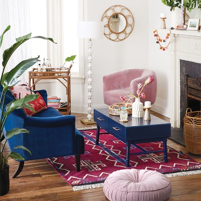 eclectic living room updates collection opalhouse target