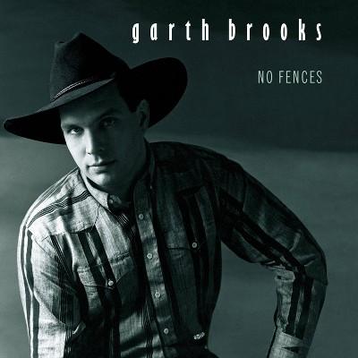 Brooks Garth - No Fences (Vinyl)