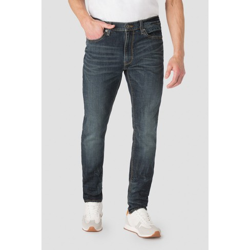 Denizen From Levis Regular Taper Fit 208 Mens Jeans Vista