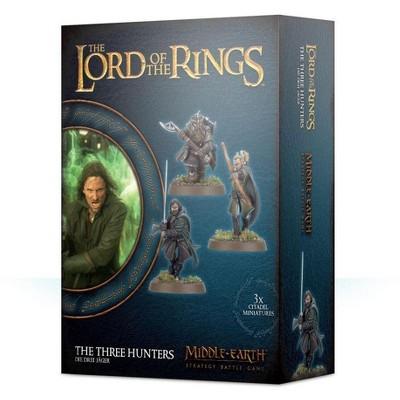 Three Hunters Miniatures Box Set