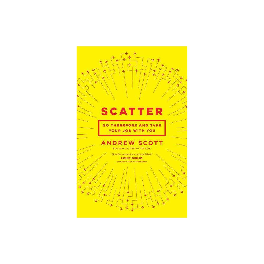 Scatter By Andrew Scott Paperback