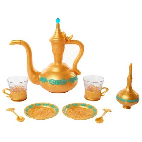 Disney Aladdin Arabian Agrabah 9 Piece Tea Set