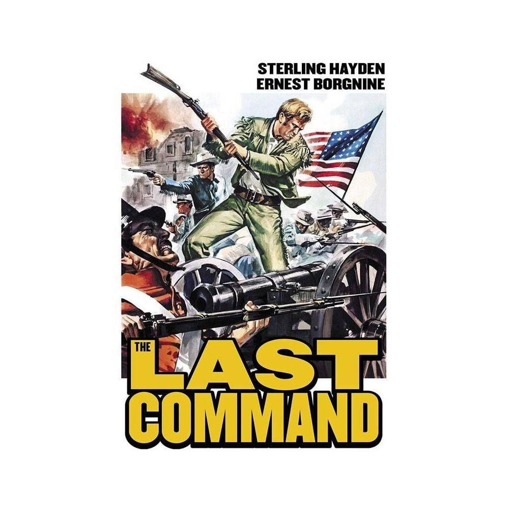 Last Command Dvd