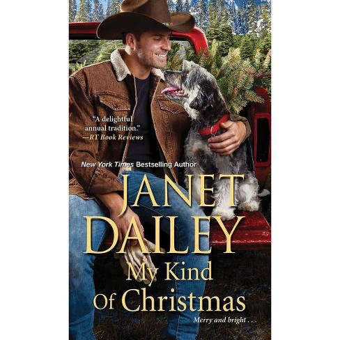My Kind of Christmas by Janet Dailey (Paperback) - image 1 of 1