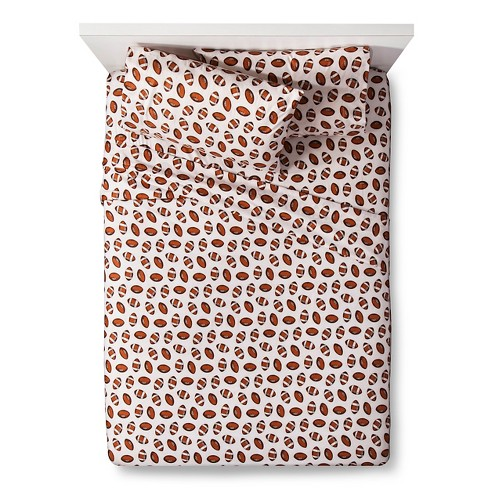 Football Sheet Set - Pillowfort™ - image 1 of 1