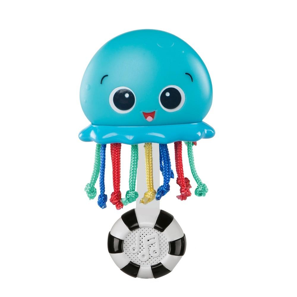 Image of Baby Einstein Ocean Glow Sensory Shaker Musical Toy