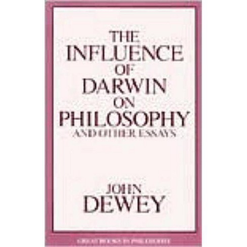 Influence of Darwin on Philosophy and Other Essays - (Great Books in Philosophy) by  John Dewey - image 1 of 1