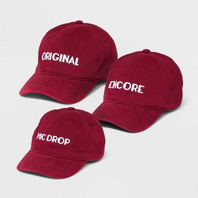 Men's Original Dad Baseball Hat - Goodfellow & Co™ Red