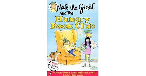 Nate the Great and the Hungry Book Club (Paperback) - image 1 of 1