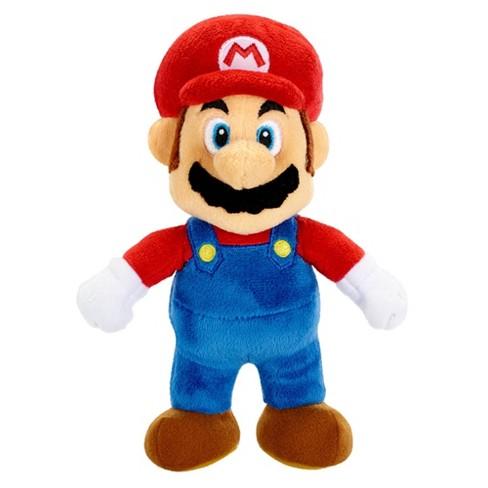 World of Nintendo Mario Bros U Plush - Mario - image 1 of 4