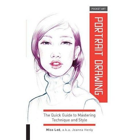 Pocket Art: Portrait Drawing - by  Joanna Henly (Paperback) - image 1 of 1