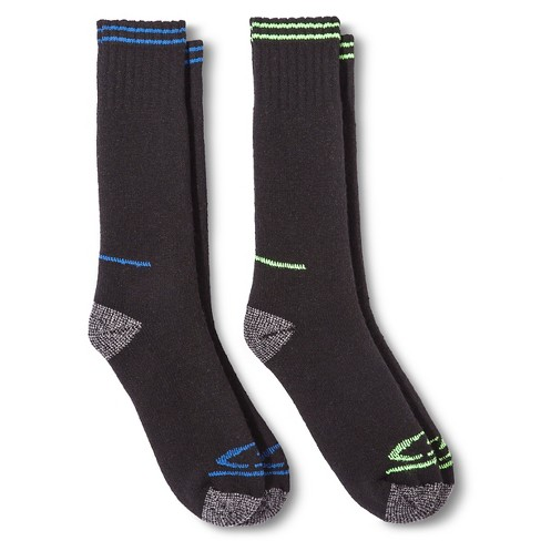 Men's Boot Socks 2 pk - C9 Champion® - image 1 of 1