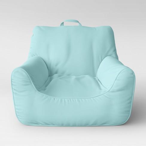 Terrific Easy Chair Medium Removable Cover Sea Foam Green Pillowfort Uwap Interior Chair Design Uwaporg