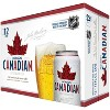 Molson Canadian Beer - 12pk/12 fl oz Cans - image 2 of 2