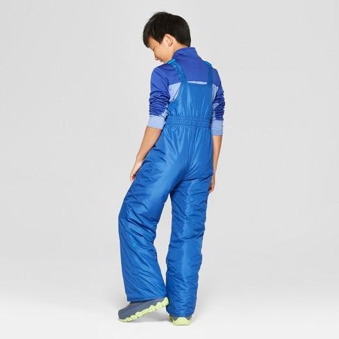 d628216e9ae4 Boys  Snow Bib - C9 Champion® Royal Blue   Target