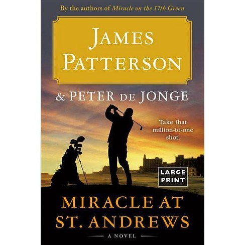 Miracle at St. Andrews - (Travis McKinley) by  James Patterson (Paperback) - image 1 of 1