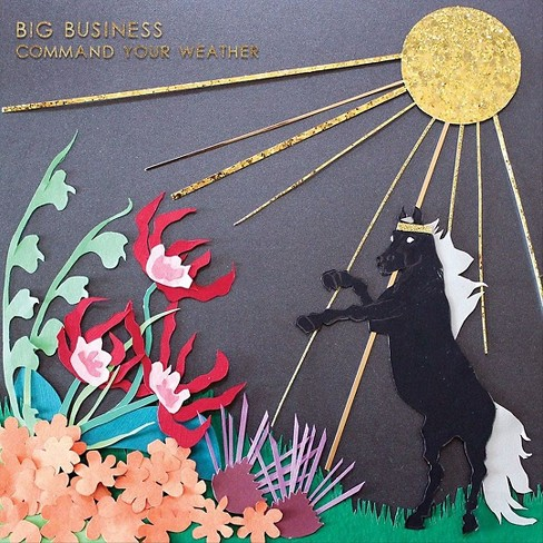 Big business - Command your weather (CD) - image 1 of 1