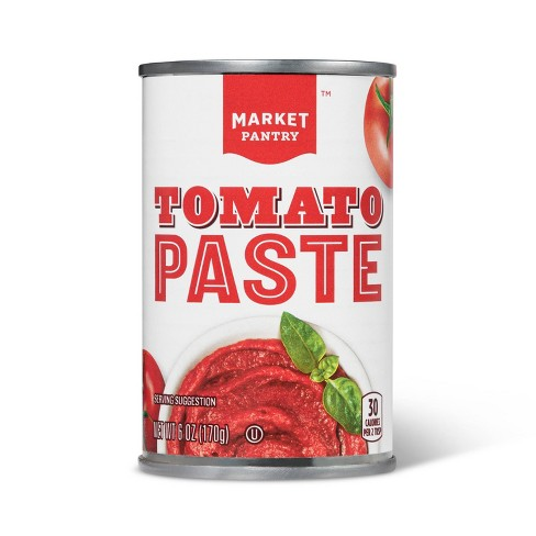 Tomato Paste 6 oz - Market Pantry™ - image 1 of 1