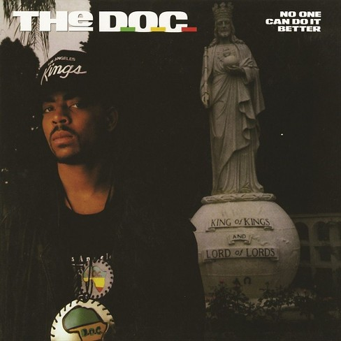 D.O.C. - No one can do it better (Expanded edi [Explicit Lyrics] (CD) - image 1 of 1