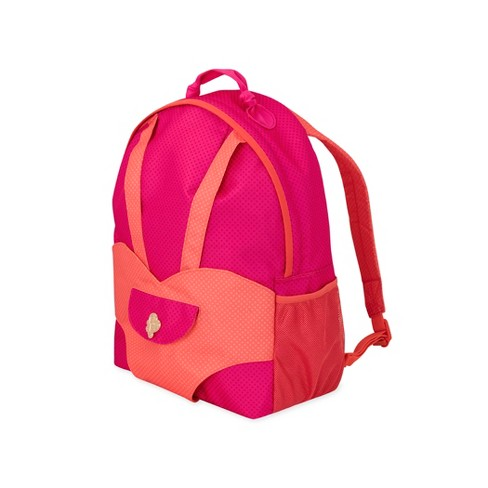 Our Generation Hop On Doll Carrier Backpack - Bright Dots - image 1 of 3