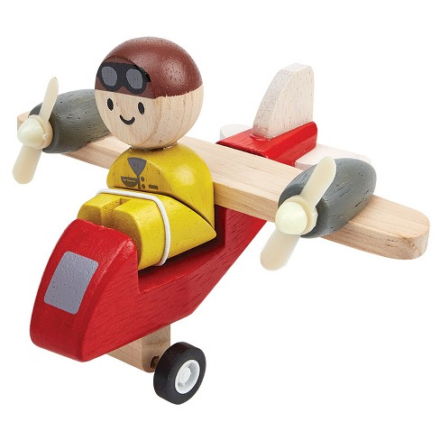 PlanToys Turboprop Airplane with Pilot - image 1 of 1