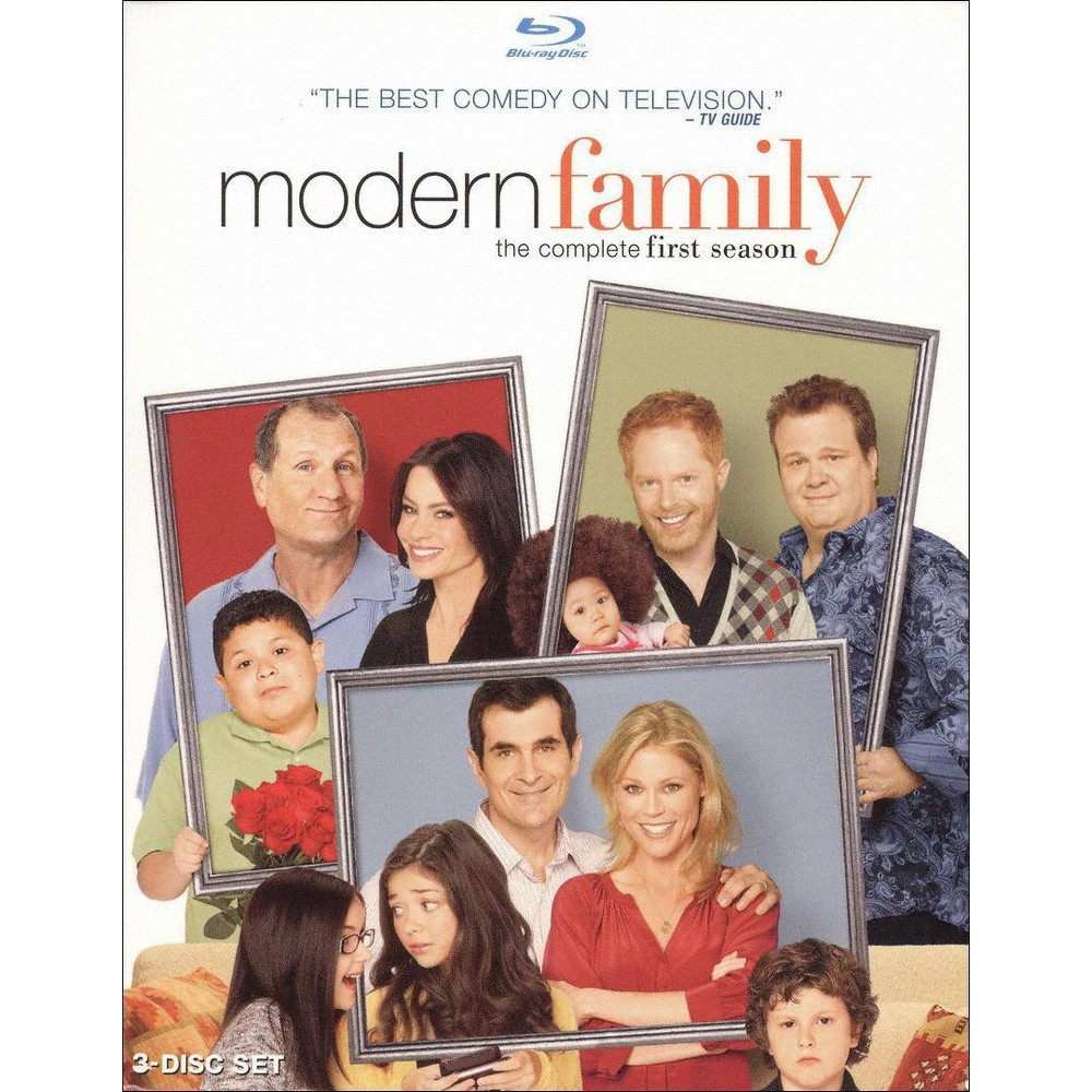 Modern Family: The Complete First Season [3 Discs] [Blu-ray]