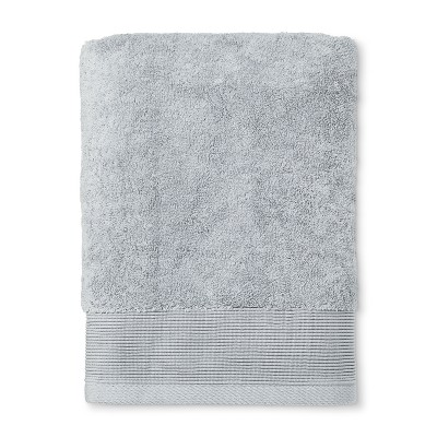 Solid Bath Towel Drizzle Gray - Project 62™ + Nate Berkus™