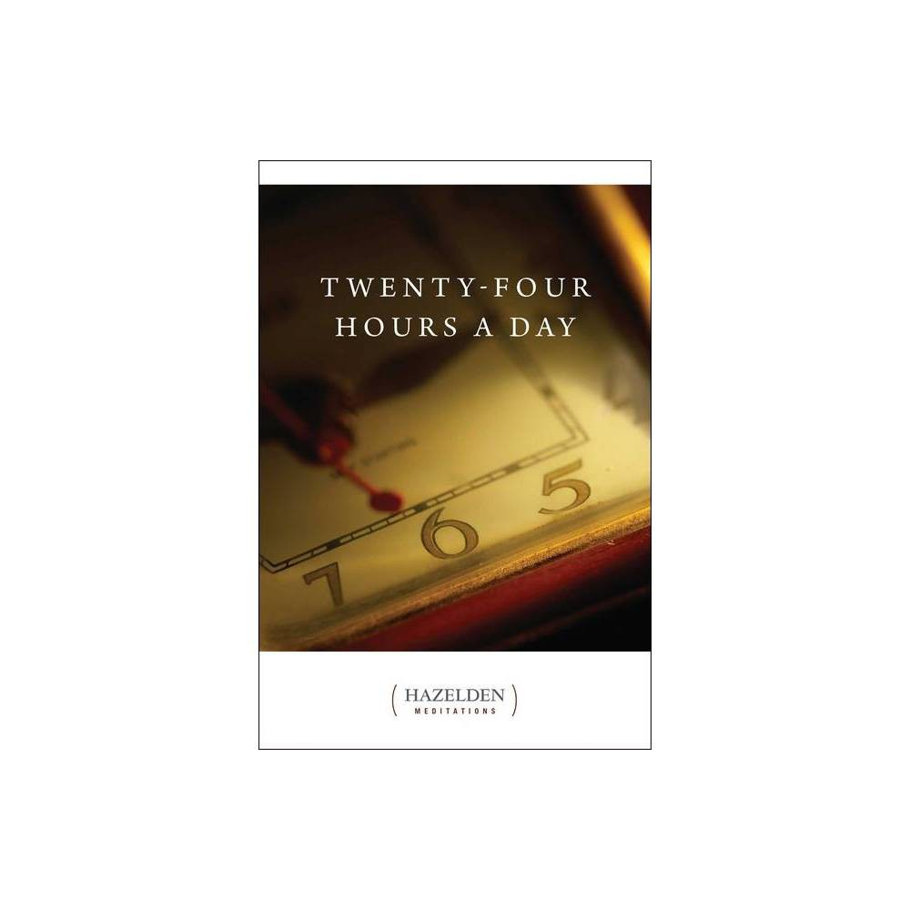 Twenty Four Hours A Day Hazelden Meditations Paperback