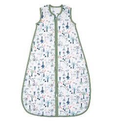 Aden By+Anais Sleeping Bag 100/% Cotton Muslin Wearable Baby Blanket size 12-18m