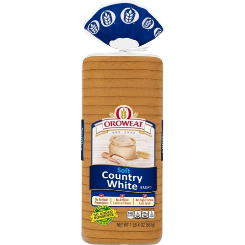 Oroweat Soft Country White Bread - 20oz - image 1 of 4
