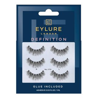 Eylure False Eyelashes Definition 173 - 3pr