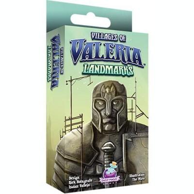 Landmarks Board Game
