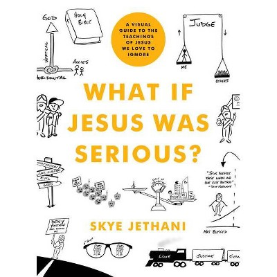 What If Jesus Was Serious? - by  Skye Jethani (Paperback)