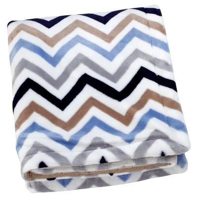 Sadie & Scout® - Hampton - Chevron Baby Blanket