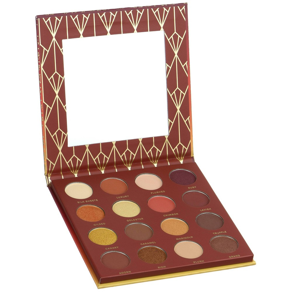 Image of Color Story Eyeshadow Palette Decadence - 0.28oz