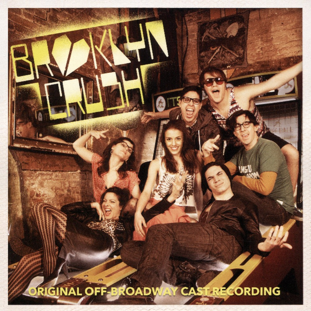 Original Broadway Ca - Brooklyn Crush (Ocr) (CD)