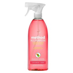 Method Pink Grapefruit  All Purpose Surface Spray - 28 fl oz