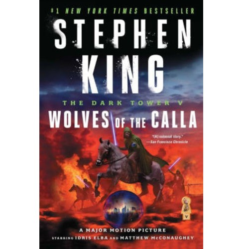 Wolves of the Calla (5) (Reprint) (Paperback) - image 1 of 1