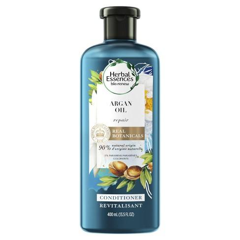 Herbal Essences bio:renew Argan Oil Of Morocco Repairing Color-Safe Conditioner - 13.5 fl oz - image 1 of 4